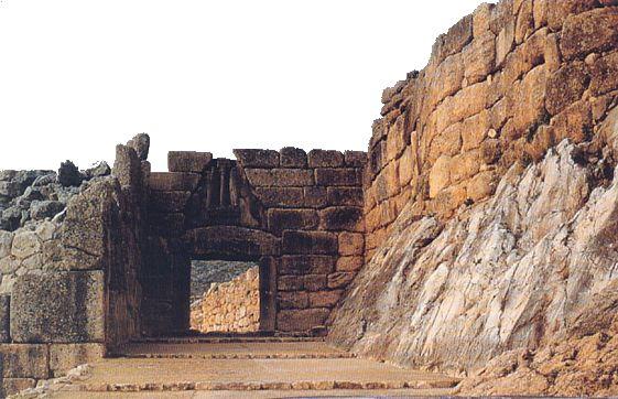 Sanniti una civilta 39 senza citta 39 l 39 italia safina - La porta dei leoni a micene ...